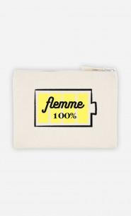 Pochette Flemme 100