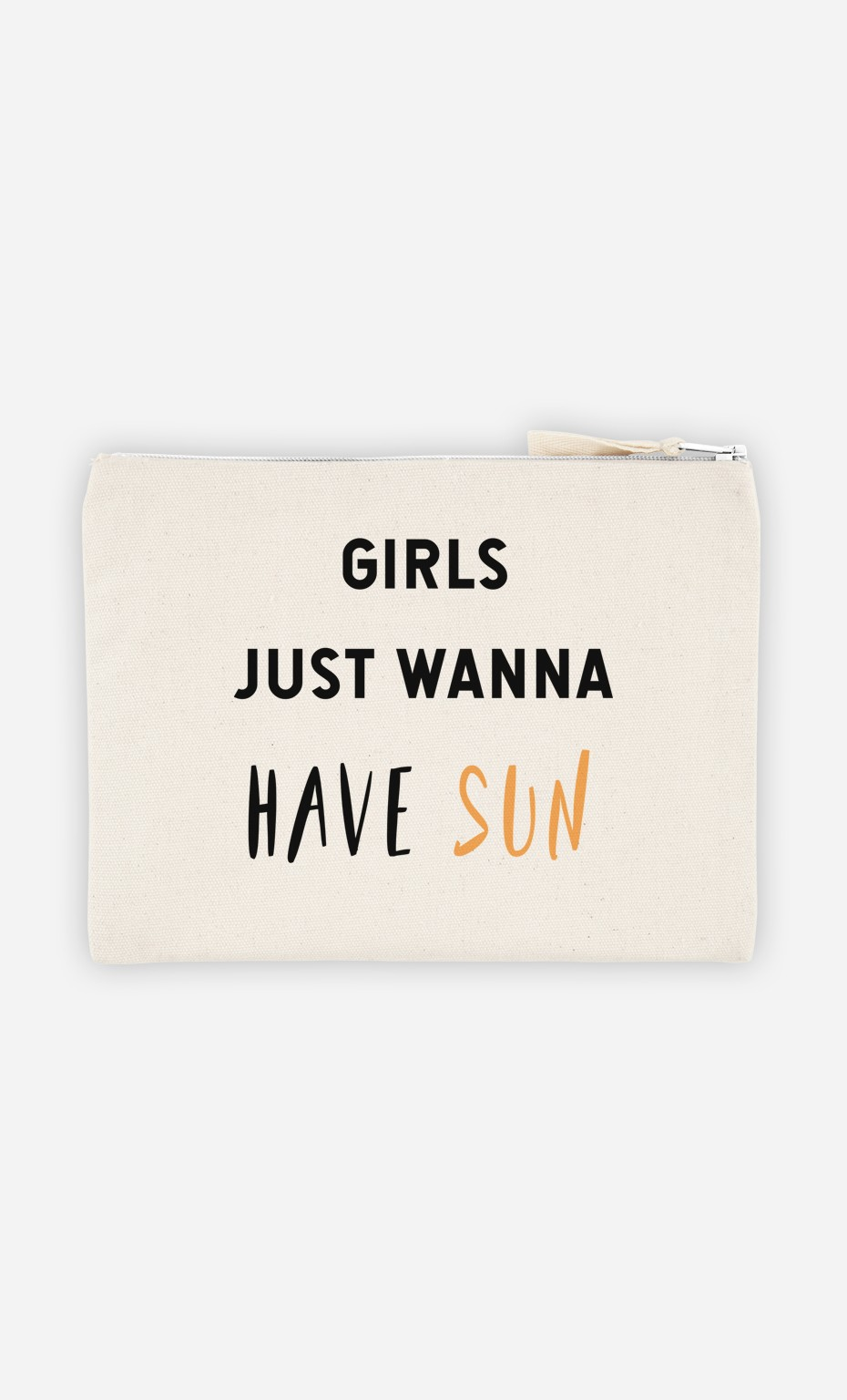 Pochette Girls just wanna have sun