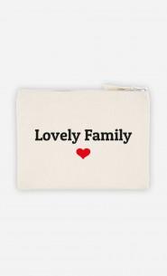 Pochette Lovely family