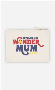 Pochette Appelez-Moi Wonder Mum