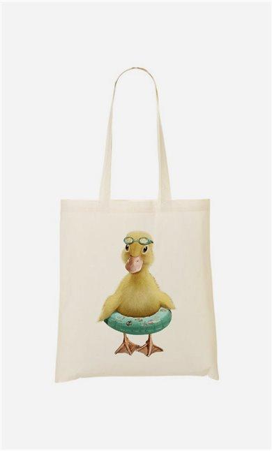 Tote bag Duck