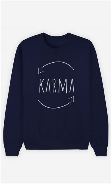 Sweat Homme Karma
