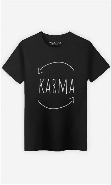 T-Shirt Homme Karma