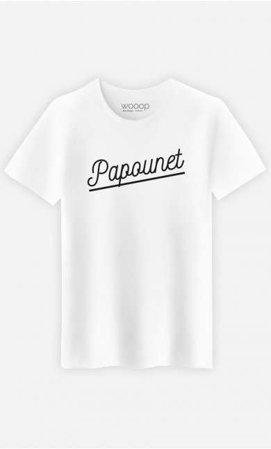 T-Shirt Homme Papounet