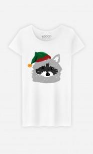 T-Shirt Femme Raton Lutin