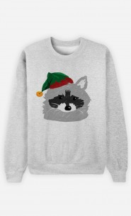 Sweatshirt Homme Raton Lutin