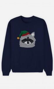 Sweatshirt Femme Raton Lutin