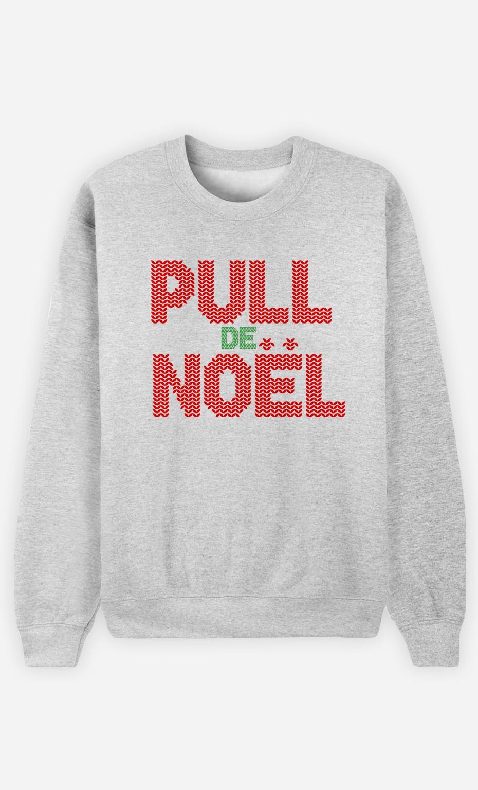 Sweat Femme Pull de Noël