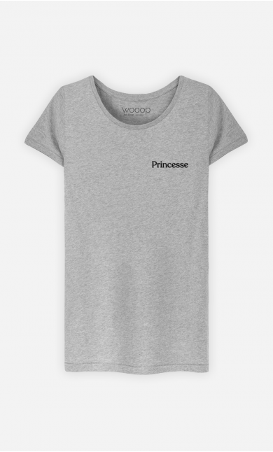 T-Shirt Femme Princesse