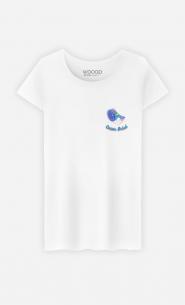T-Shirt Femme Cœur brisé