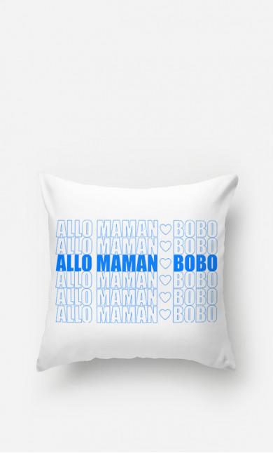 Coussin Allo Maman Bobo