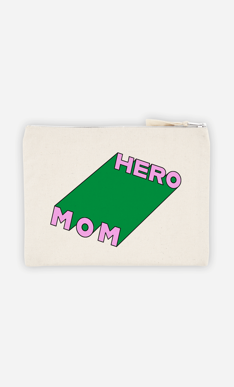 Pochette Mom Hero