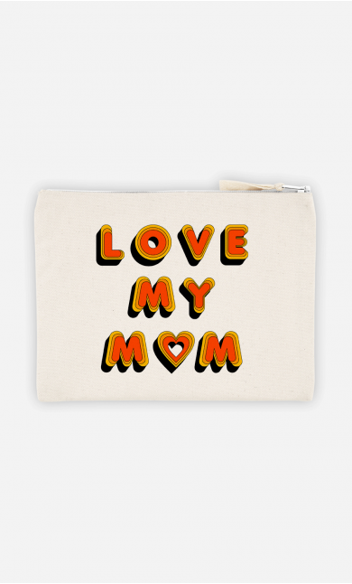 Pochette Love My Mom