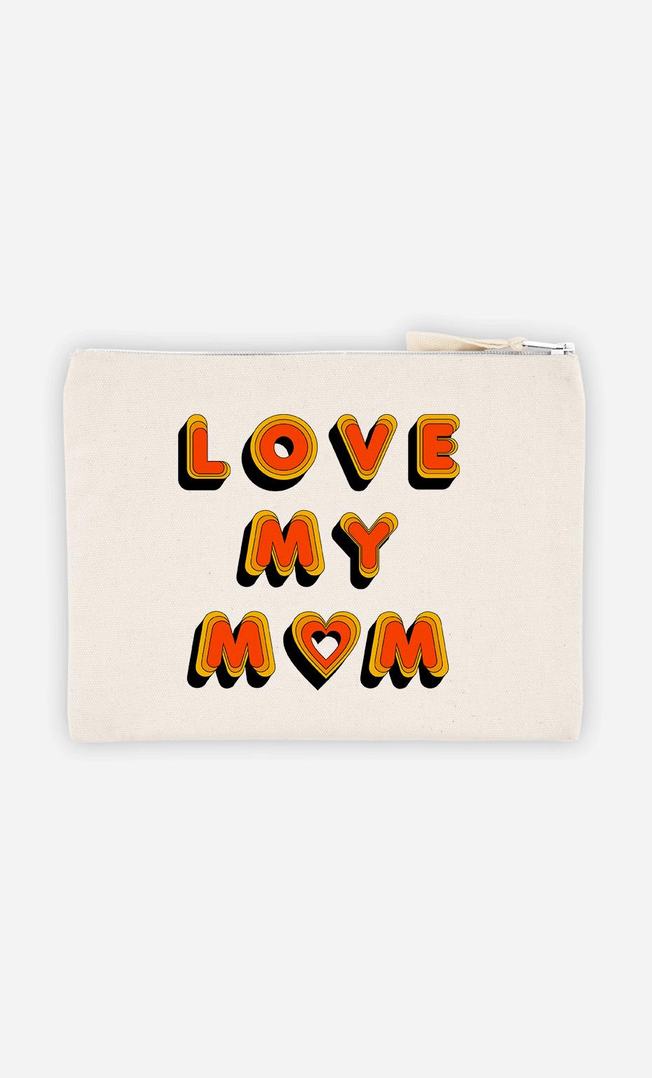Pochette Love My Mom