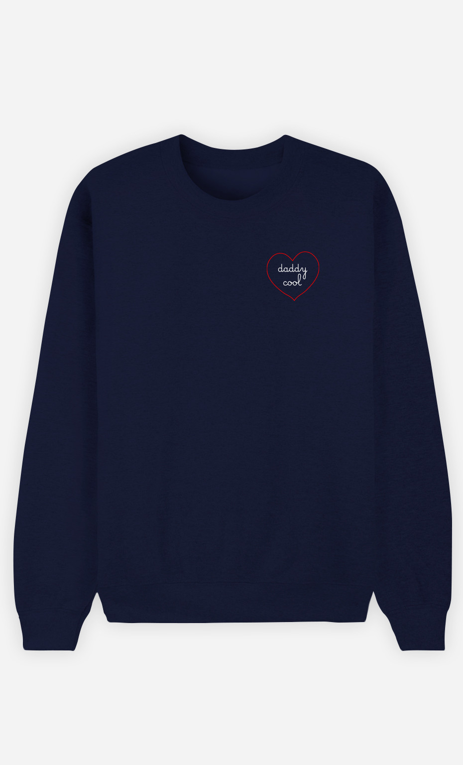 Sweat Homme Daddy Cool - Brodé