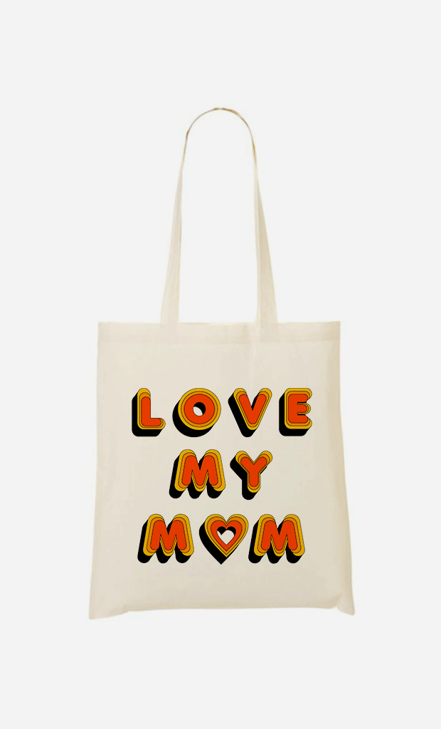 Totebag Love My Mom