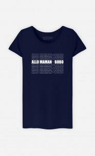 T-Shirt Femme Allo Maman Bobo