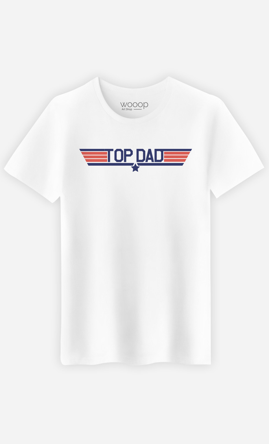 T-Shirt Homme Top Dad