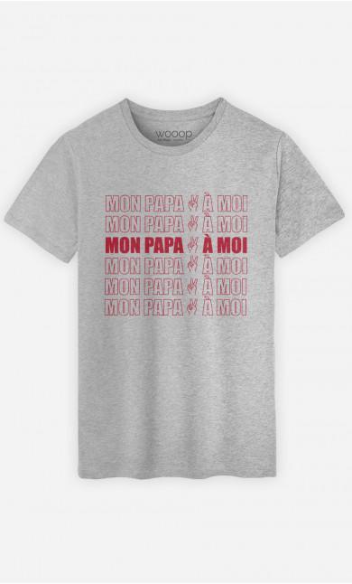 T-Shirt Homme Mon Papa à moi