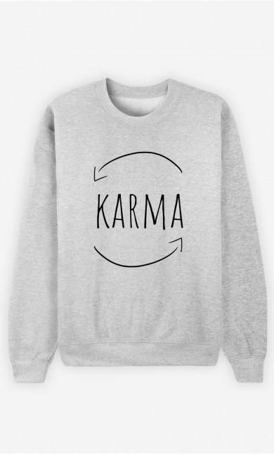 Sweat Femme Karma