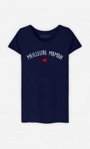 T-shirt Meilleure Maman