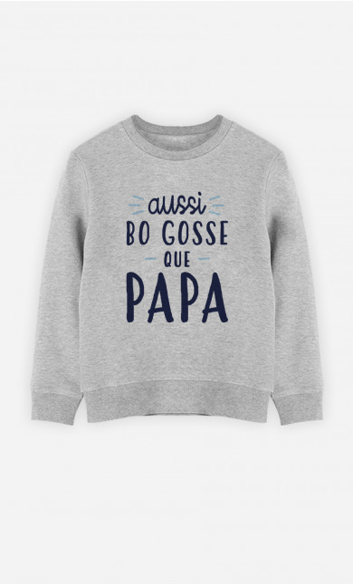 Sweat Enfant Bogosse