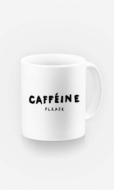 Mug Caffeine Please