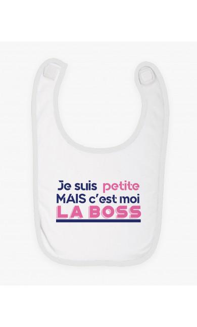 Bavoir Bébé C'est Moi La Boss
