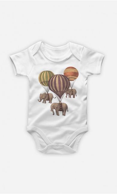 Body Bébé Flight Of Elephants