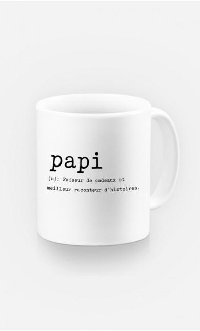 Mug Papi Définition