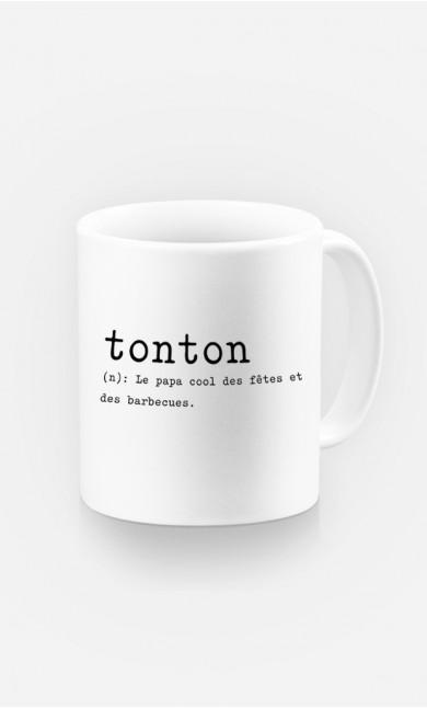 Mug Tonton Définition