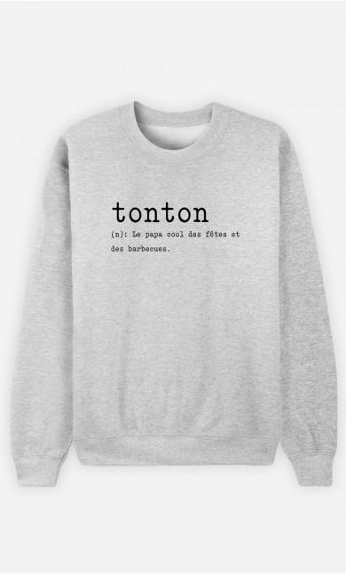 Sweat Homme Tonton Définition