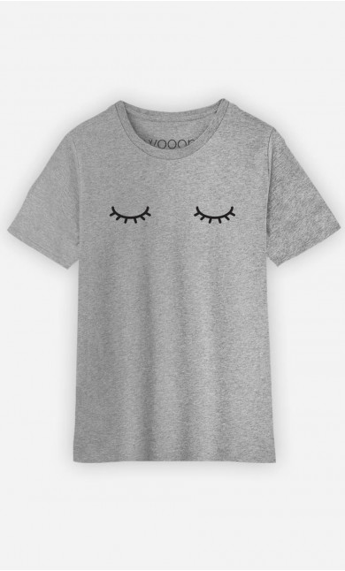 T-Shirt Enfant Eyes Closed