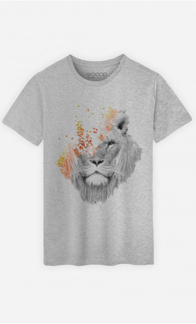 T-Shirt Homme If I Roar