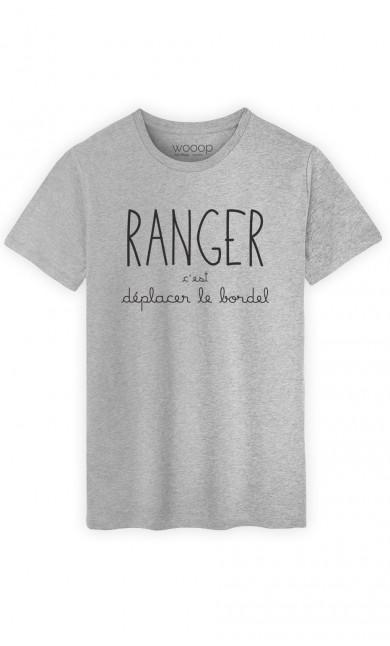 T-Shirt Homme Ranger