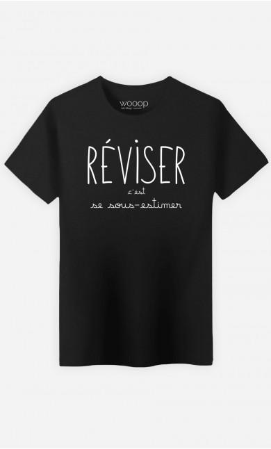 T-Shirt Homme Réviser