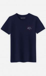 T-Shirt Homme  Tonton Blagueur Cœur