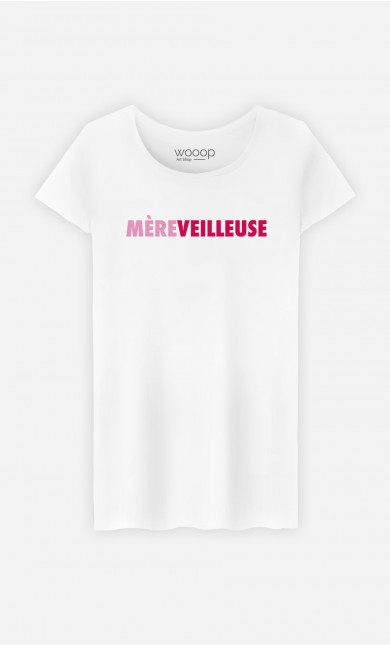 T-Shirt Femme Mère Veilleuse