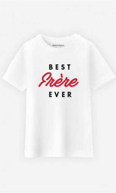 T-Shirt Enfant Best Frère Ever