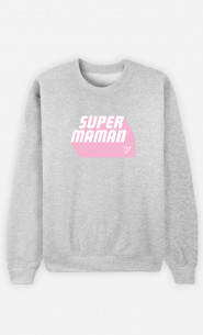 Sweat Femme Super Maman