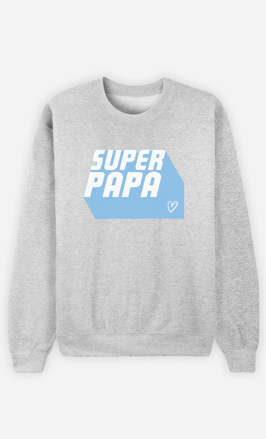 Sweat Homme Super Papa
