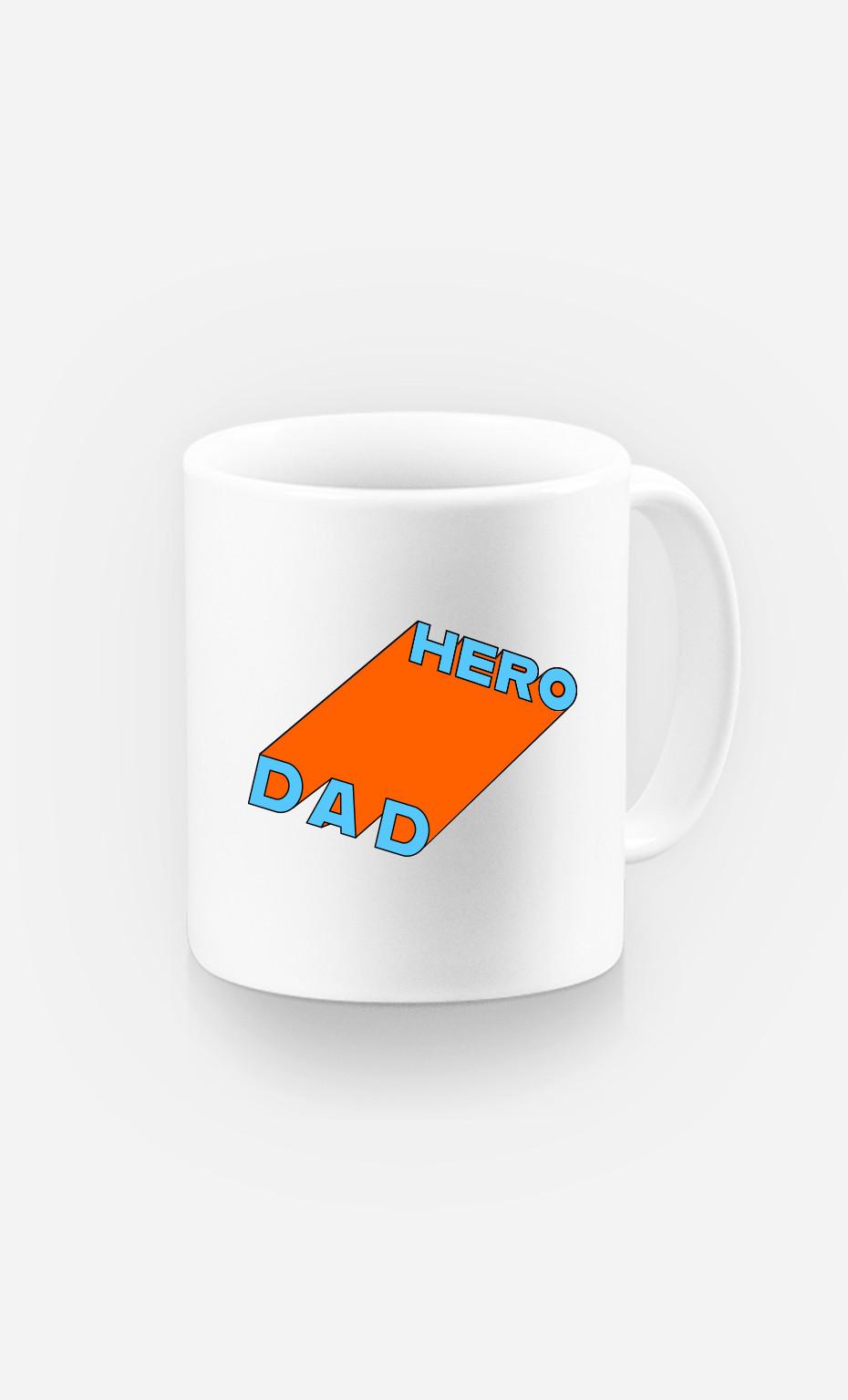 Mug Dad Hero