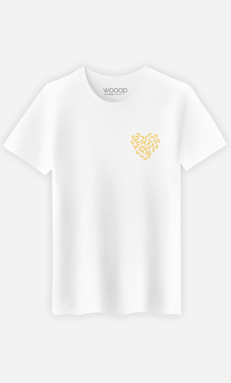 T-Shirt Homme Coquillettes Forever