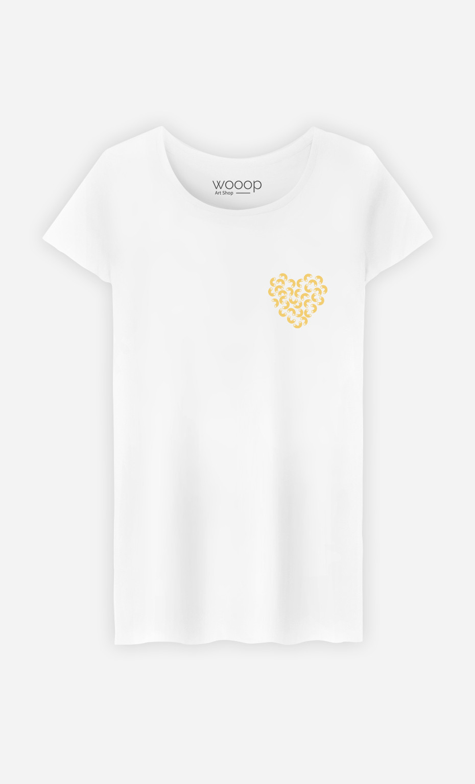 T-Shirt Femme Coquillettes Forever