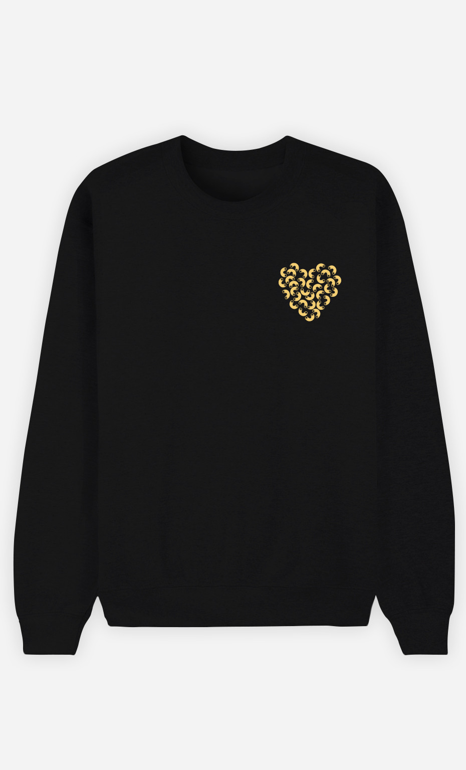 Sweat Homme Coquillettes Forever