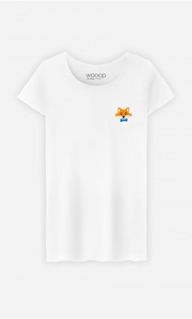 T-Shirt Femme Léonard