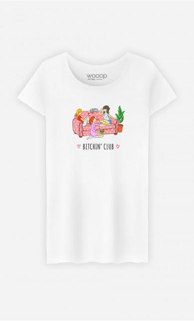 T-Shirt Femme Bitchin' Club