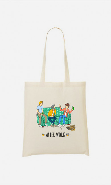 Tote Bag After Work