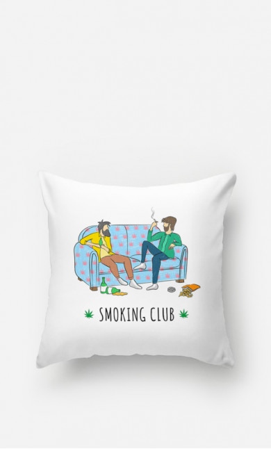 Coussin Smoking Club