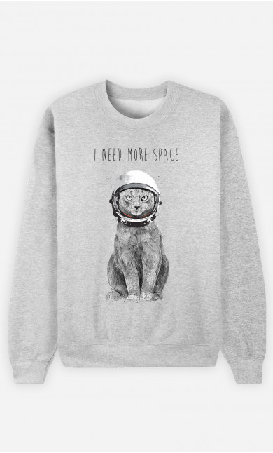 Sweat Homme I Need More Space